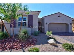 Property for sale at 275 Via Della Fortuna, Henderson,  NV 89011