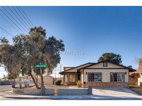 Property for sale at 6701 Sheffield Drive, Las Vegas,  Nevada 89108