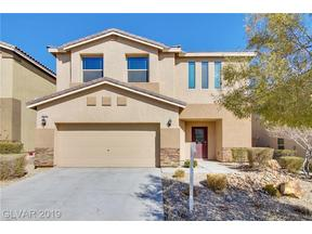 Property for sale at 9226 Apollo Heights Avenue, Las Vegas,  Nevada 89149