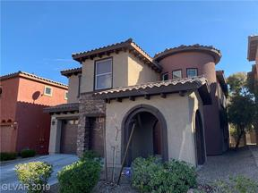 Property for sale at 173 Honors Course Drive, Las Vegas,  Nevada 89148