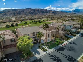 Property for sale at 2579 Red Springs Drive, Las Vegas,  NV 89135