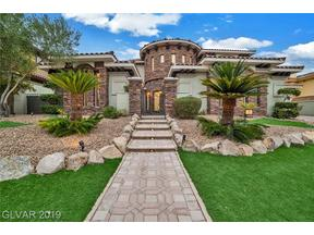 Property for sale at 12 Via Potenza Court, Henderson,  Nevada 89011
