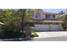 Property for sale at 9917 Laurel Springs Avenue, Las Vegas,  Nevada 89134