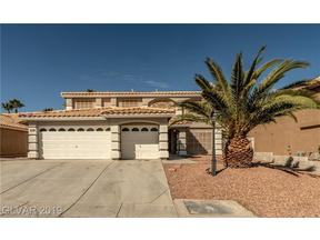 Property for sale at 8228 Fawn Meadow Avenue, Las Vegas,  Nevada 89149
