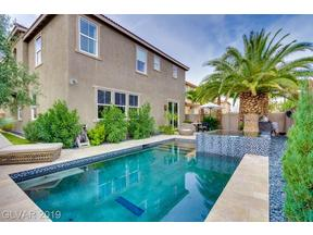 Property for sale at 956 Baronet Drive, Las Vegas,  Nevada 89138