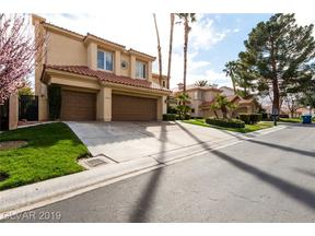 Property for sale at 8745 Double Eagle Drive, Las Vegas,  Nevada 89117