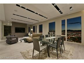 Property for sale at 3750 Las Vegas Boulevard Unit: 4607, Las Vegas,  Nevada 89158