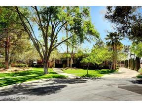 Property for sale at 55 Quail Run Road, Henderson,  Nevada 89014
