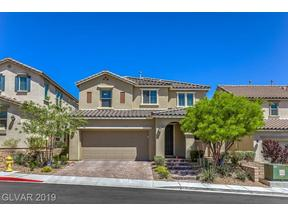 Property for sale at 12262 Argent Bay Avenue, Las Vegas,  Nevada 89138