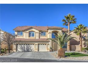 Property for sale at 370 Whitly Bay Avenue, Las Vegas,  Nevada 89148