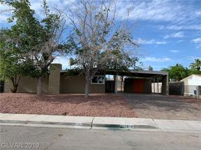 Property for sale at 1918 Caballero Way, Las Vegas,  Nevada 89169