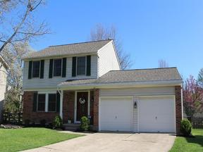 Property for sale at 5731 Villas Creek Drive, Mason,  OH 45040