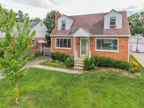 Property for sale at 162 E Crest Drive, Reading,  OH 45215