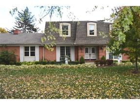 Property for sale at 1675 Old Schoolhouse Road, Troy,  OH 45373