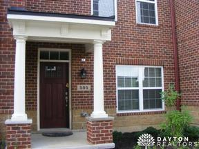 Property for sale at 505 Brownstone Row, Springboro,  OH 45066