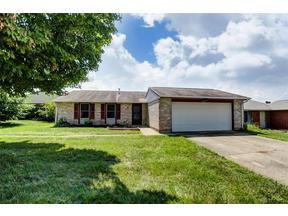 Property for sale at 8764 Mardi Gras Drive, Dayton,  OH 45424