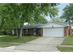 Property for sale at 7150 Dial Drive, Huber Heights,  OH 45424