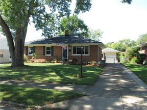 Property for sale at 3049 Mirimar Street, Kettering,  OH 45409