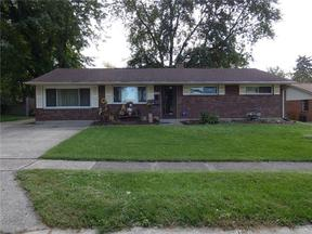 Property for sale at 5164 Tilbury Road, Huber Heights,  OH 45424