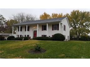 Property for sale at 660 Wisteria Drive, Troy,  OH 45373