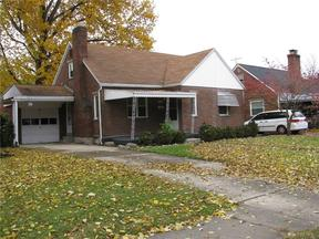 Property for sale at 537 Shadowlawn Avenue, Dayton,  OH 45419