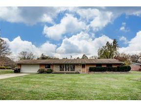 Property for sale at 4007 Eckworth Drive, Bellbrook,  OH 45305