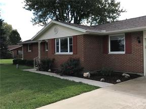 Property for sale at 130 Coach Drive, Tipp City,  OH 45371