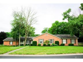 Property for sale at 346 Shadywood Drive, Dayton,  OH 45415
