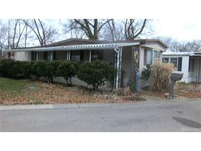 Property for sale at 92 Airstream Drive, West Carrollton,  OH 45449
