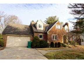 Property for sale at 117 Napoleon Drive, Dayton,  OH 45429