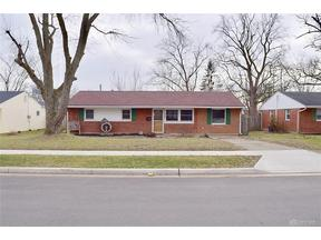 Property for sale at 548 Adeline Avenue, Vandalia,  OH 45377