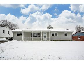 Property for sale at 2902 Vale Drive, Kettering,  OH 45420