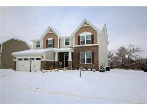 Property for sale at 1149 Red Maple Drive, Troy,  OH 45373