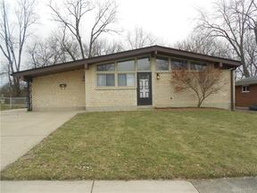 Property for sale at 5352 Barrett Drive, Dayton,  OH 45431