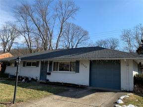 Property for sale at 3776 Utica Drive, Kettering,  OH 45439