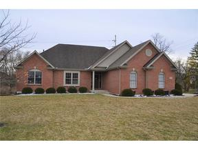 Property for sale at 698 Burnside Drive, Tipp City,  OH 45371