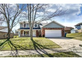 Property for sale at 6840 Deer Bluff Drive, Dayton,  OH 45424