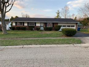 Property for sale at 7412 Maringo Drive, Dayton,  OH 45424