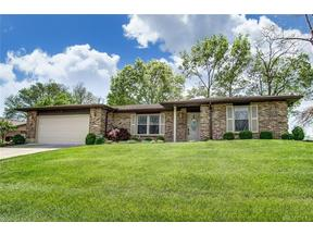 Property for sale at 7629 Turtle Creek Drive, Butler Township,  OH 45414