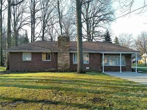 Property for sale at 5108 West Ash Rd, Independence,  OH 44131