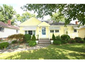 Property for sale at 6289 Stratford Dr, Parma Heights,  Ohio 44130