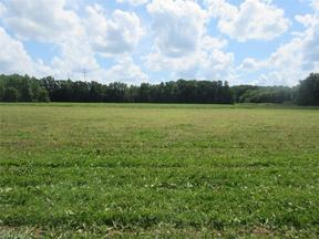 Property for sale at S/L 3 Folley Rd, Columbia Station,  Ohio 44028