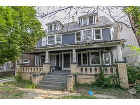 Property for sale at 9602 Clifton Blvd, Cleveland,  OH 44102