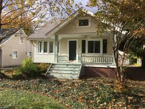 Property for sale at 1684 Edgefield Dr, Lyndhurst,  OH 44124