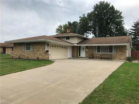 Property for sale at 1628 North Circle View Dr, Seven Hills,  OH 44131