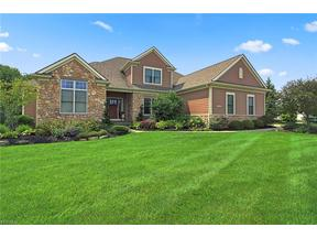 Property for sale at 4100 Symphony Lane, Pepper Pike,  Ohio 44124
