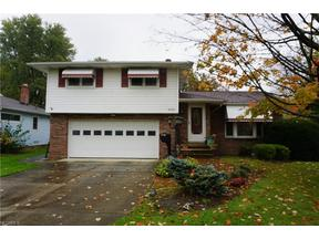Property for sale at 4785 Georgette Ave, North Olmsted,  OH 44070