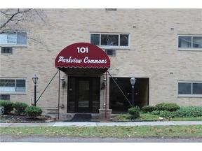Property for sale at 101 South Rocky River Dr #308, Berea,  Ohio 44017