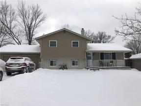 Property for sale at 4620 Wolff Dr, Brunswick,  OH 44212
