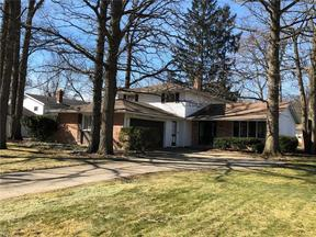 Property for sale at 4514 Michael Ave, North Olmsted,  Ohio 44070